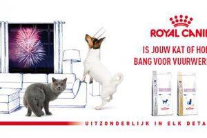 royal canon, huisdieren