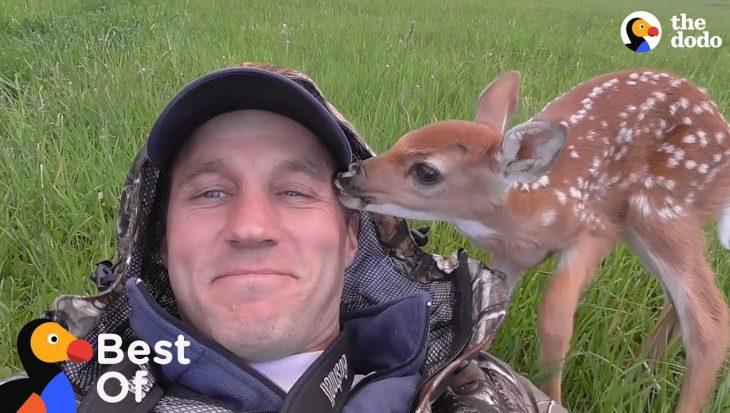 Mannen die dieren redden
