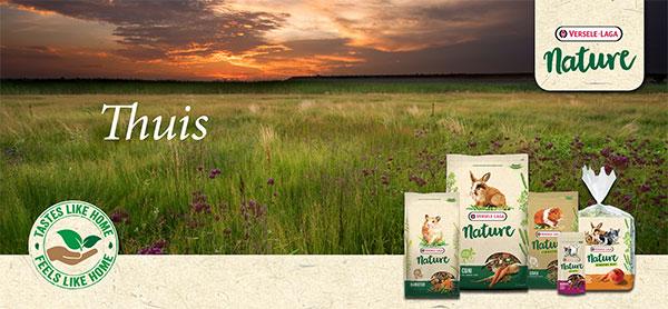 Nature: nieuw design, verbeterde producten