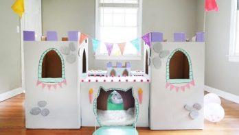 Maak zelf een kasteel voor je Kattenkoning- of koningin