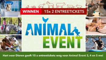 Win tickets Animal Event 2019