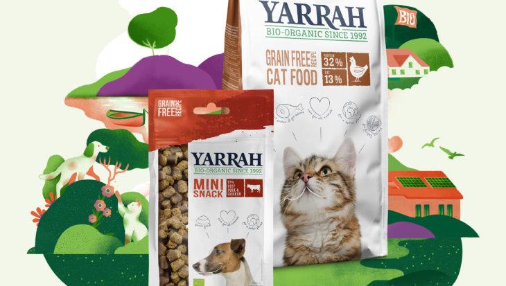 Yarrah gaat voor groen