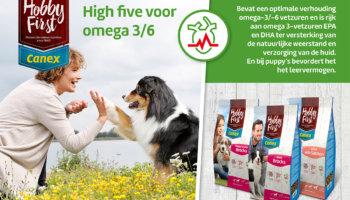 voeding hond levensfase