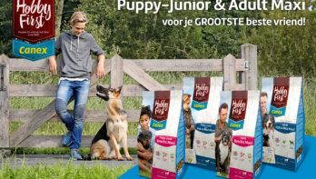 HobbyFirst Canex Maxi, speciaal voor grote honden